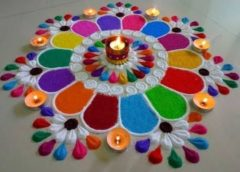 How to Decorate Your Home in Diwali