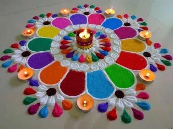 12 Ideas to Decorate your Home this Diwali