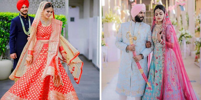 Bridal Punjabi Suits Design